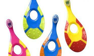 Szczoteczka do zębów dla niemowląt i dzieci