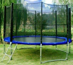 Wybitny jaka Trampolina ogrodowa dla dzieci? Ranking 2019 i Opinie na sw MT27