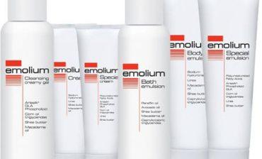 Kosmetyki dla noworodka emolium