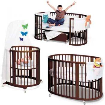 łóżeczko niemowlęce dla dziecka