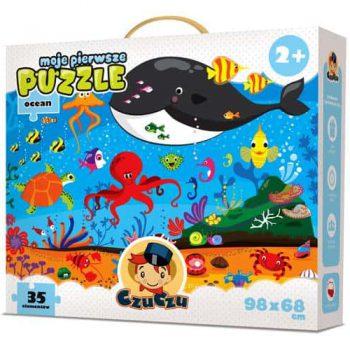 Puzzle dla dzieci jakie wybrać