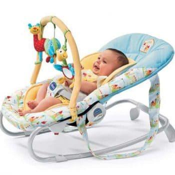 leżaczek bujaczek dla dziecka