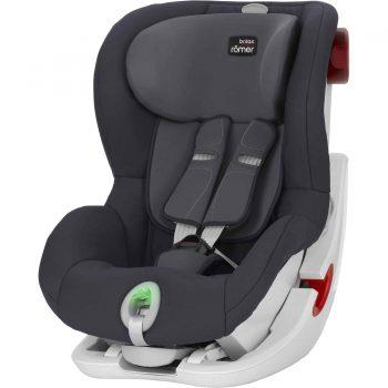 Fotelik samochodowy dla dziecka - ranking