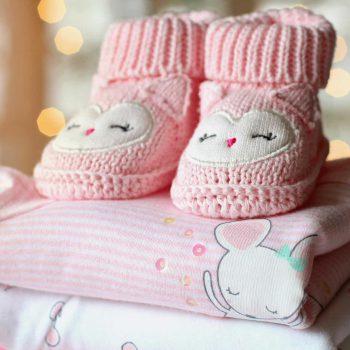proszek do prania dla niemowląt