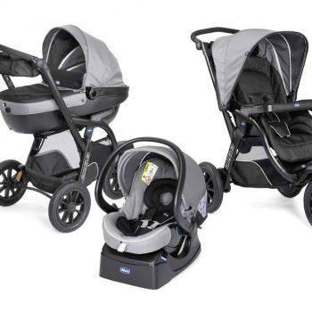 Wózek 3w1 dla dziecka