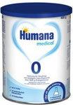 Mleko modyfikowane początkowe 1 Humana 0 - mleko początkowe 400g 3034421