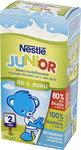 Mleko modyfikowane początkowe 1 Nestle Junior od 2 roku 350g