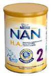 Mleko modyfikowane następne 2 Nestle NAN H.A. 2 400g