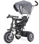 Rowerek trójkołowy dla rocznego dziecka Toyz Buzz szary